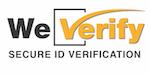 Logotipo del premio We Verify